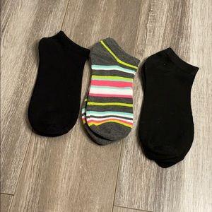 💝5/$20💝3 Pairs Ankle Socks